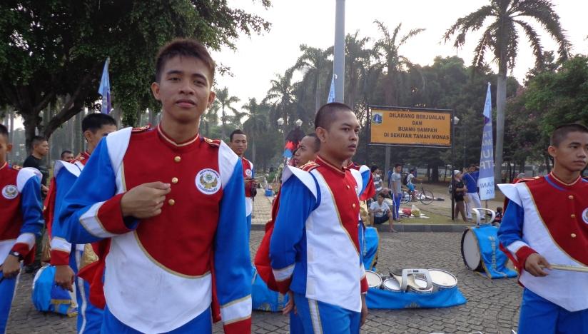 Personil Drumb Band, Dikri Cakrawala Uno, Tatuna Teknologi Penangkapan Ikan ( Kendari ).