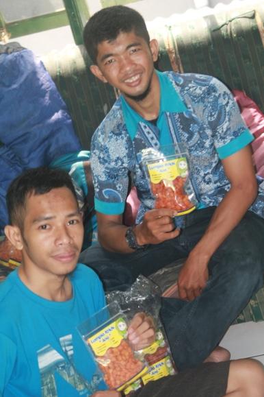 Bersama sahabat dr Sorong, endorse produk